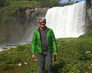Igor, a leader of this tour