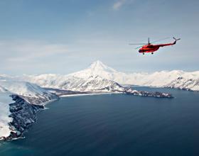 Heli-skiing tour to Kamchatka «7 days in nirvane»