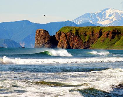 Kamchatka Holidays in July