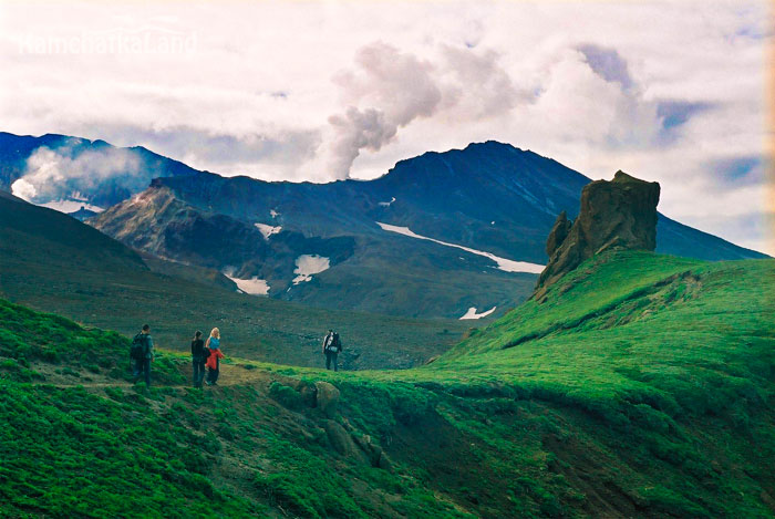 Tours to Kamchatka in June