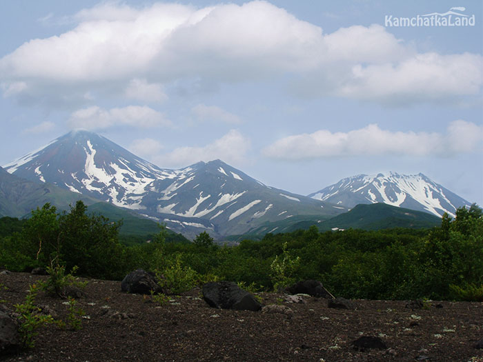 Kozelskiy volcano