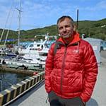 Spitzenstatter Gernot Franz - Private tour Kamchatka 2019