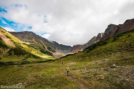 trip to Kamschatka