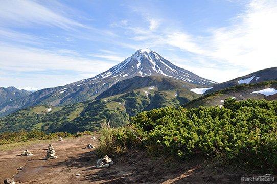 trip to Viluchinsky volcano