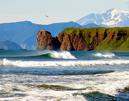 Kamchatka Holidays in July