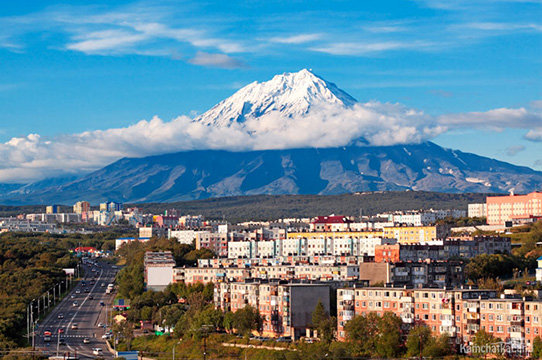 springs of Kamchatka
